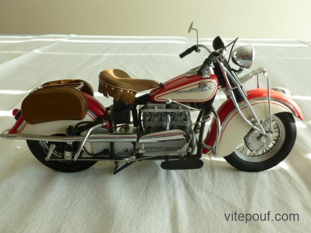 Franklin Mint Indian 1942 modèle 442