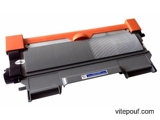 Cartouche toner compatible TN-450 pour imprimante laser Brother