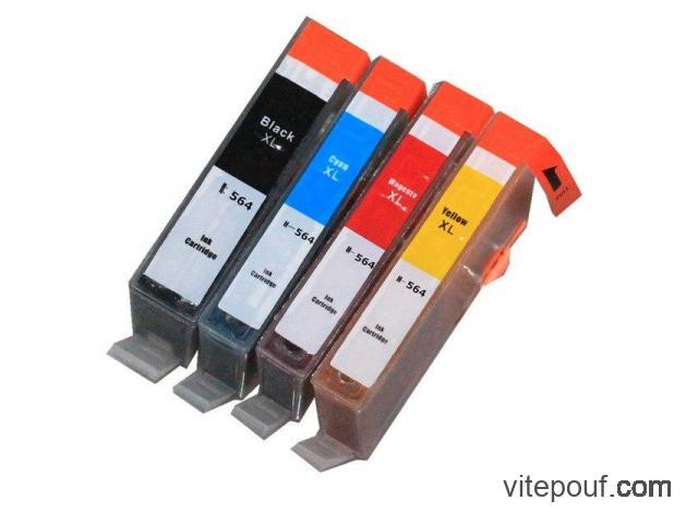 Cartouche d encre HP compatible 564XL inkjet