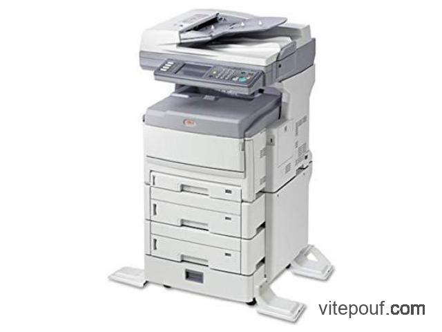 Imprimante Oki mc860