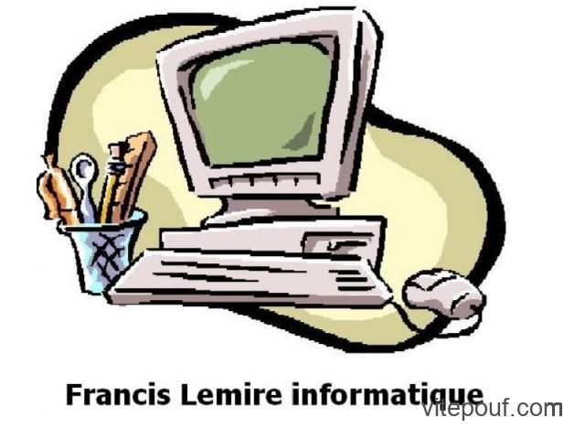 Francis Lemire Informatique