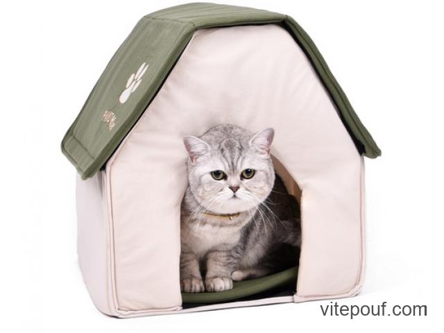 Niche lit pour chat