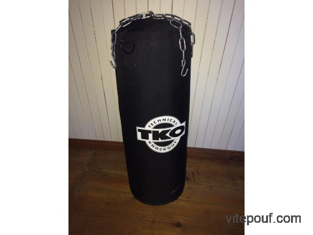 Punching bag 70 livres avec chaîne