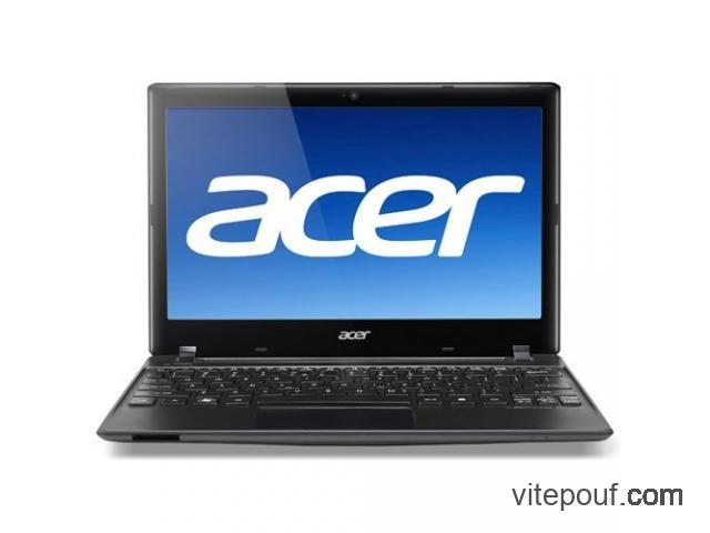 "URGENT: ACER AO756 11.6"" Celeron 847 8GB RAM 500GB HDD Win10"