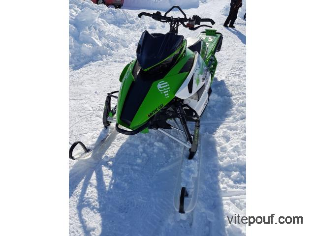 Motoneige Arctic Cat M8000 SnoPro