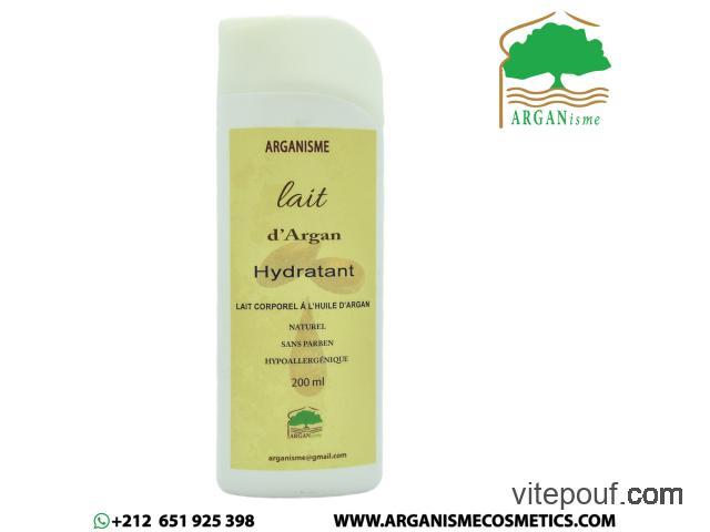 Fournisseur du Le lait d'huile d'argan acheté du Maroc