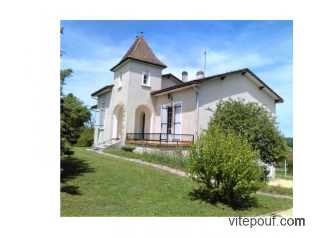 Belle Propriété  sur 2200m2 Sud Périgord (France)