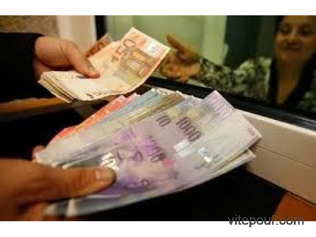 Solution rapide à vos besoins financiers