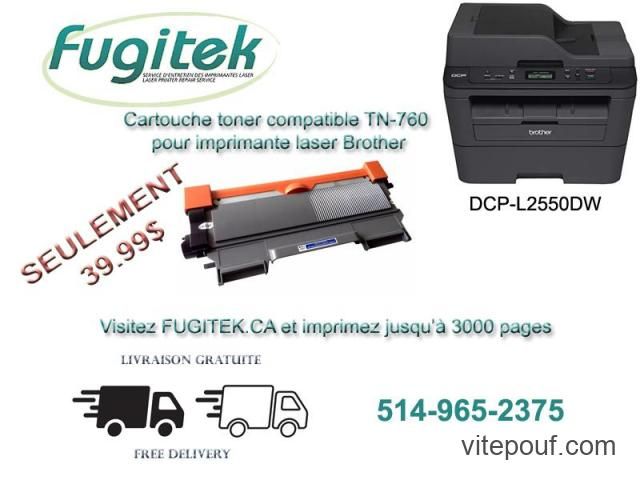 Avez-vous vraiment besoin d'une imprimante couleur?