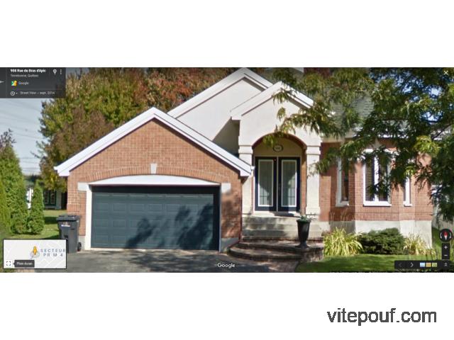 Maison a Vendre Terrebonne(Golf du Boisé)
