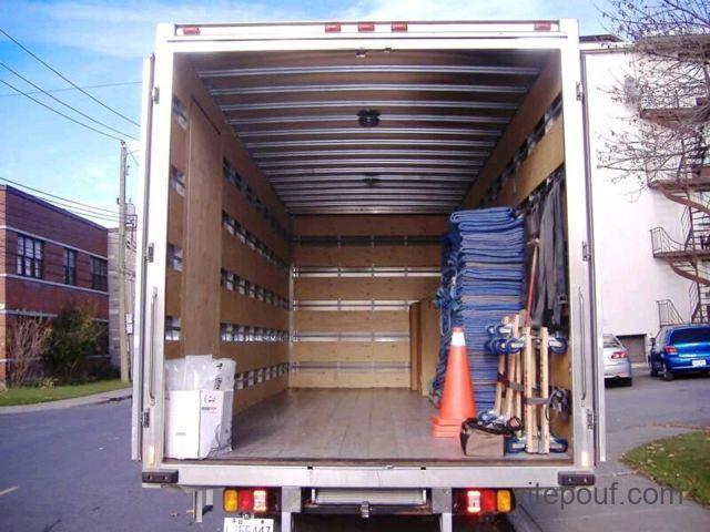 Demenagement Economique camions 20 pieds + 2 demenageurs ( frais gas - disel inclus dans prix ... )