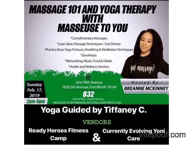 Massage à domicile femmes/couple