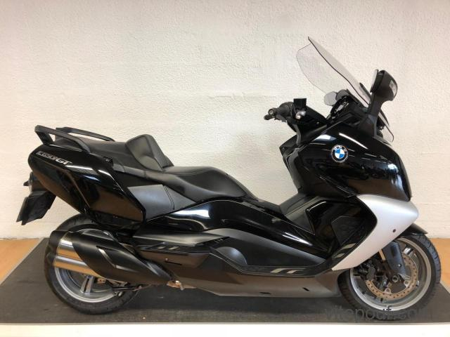 scooter BMW C-650 GT