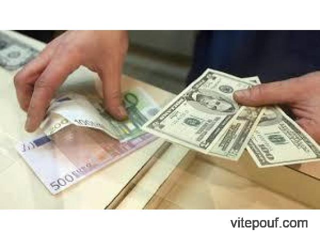 Offre de prêt avec 2% d'intérêt