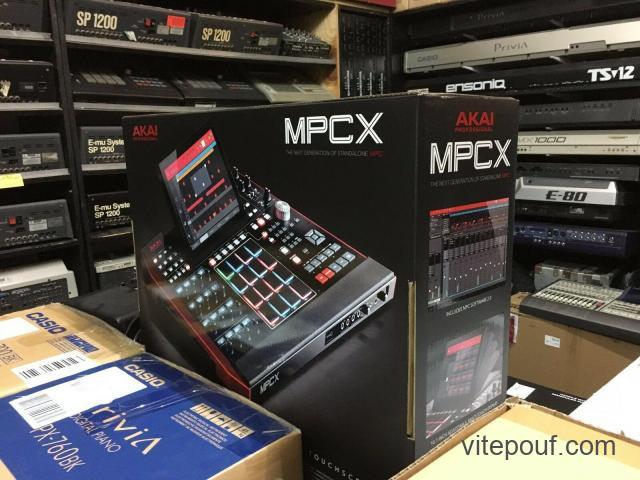 Akai Professional MPC X Standalone