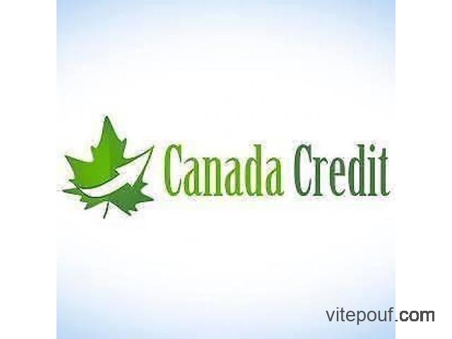 Plus besoin de banque avant d'avoir un crédit rapide, avec des conditions favorables