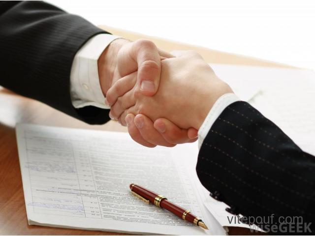 Témoignage de prêt sérieux et rapide dans 24H