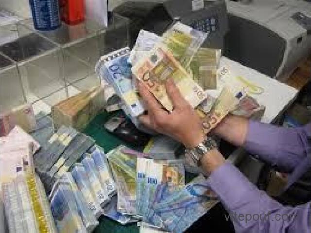 Offre de prêt à faible taux d'intérêt