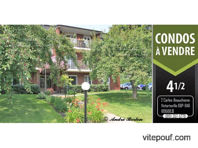 Victoriaville Condominium 4 1/2