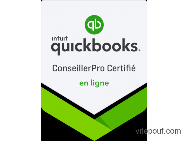 Tenue de livres & soutien logiciel comptable