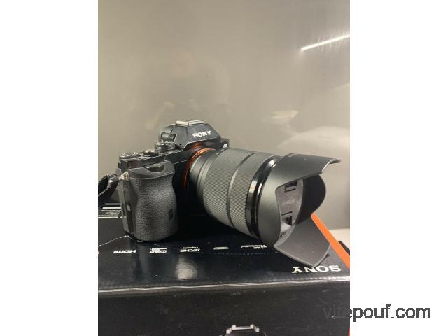 Sony Alpha 7 24.3MP Appareil Photo Numérique-Noir (Kit avec FE 28-70 mm OSS Lens)-