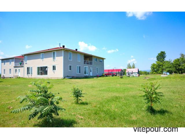 Maison à vendre, 203 Ch. De Covey Hill Hemmingford - Canton, QC J0L 1H0