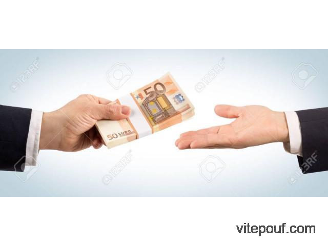 pret d'argent tres serieux