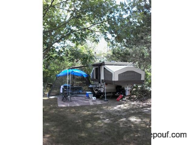 Aubaine - Tente-Roulotte Rockwood 2016