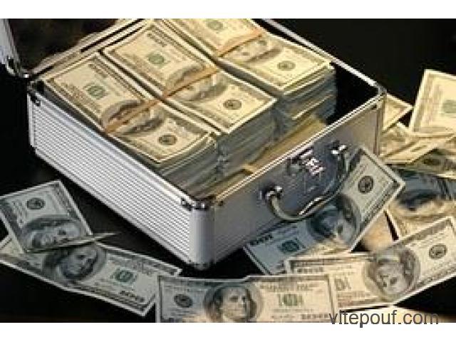 Voulez vous régler vos problèmes financiers?