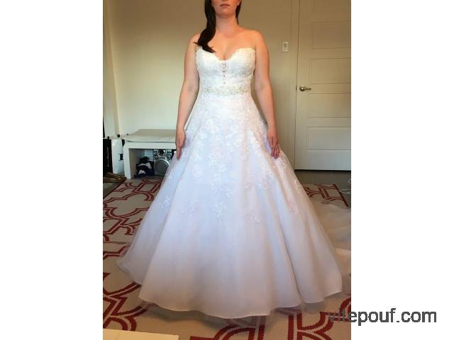 Couturière professionnelle pour ajustement de robes de mariée, bal, soirée etc