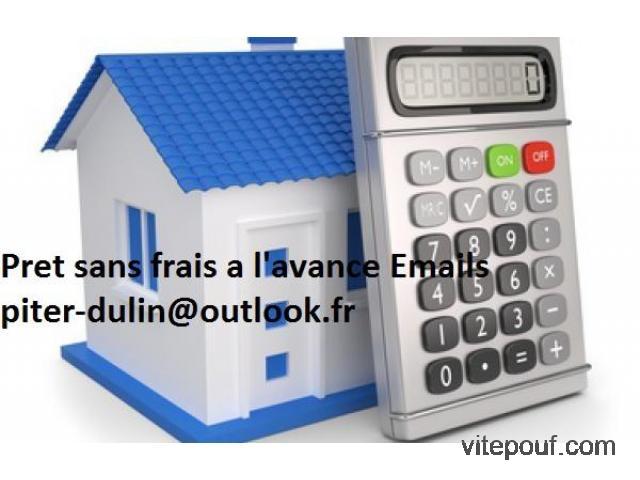 Crédits rapide de piter-dulin@outlook.fr ( en 48H ) SANS FRAIS SANS RIEN PAYER A L'AVANCE.