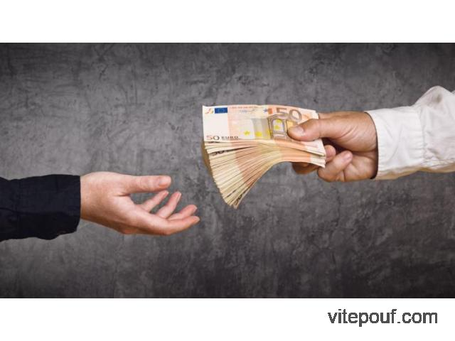 Prêt d'investissement entre particulier sérieux : bossipierre571@gmail.com