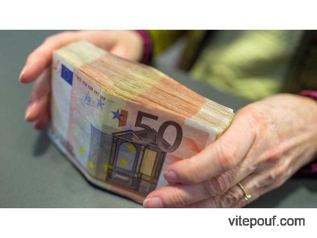 Offre de prêt entre particuliers sérieux: bossipierre571@gmail.com