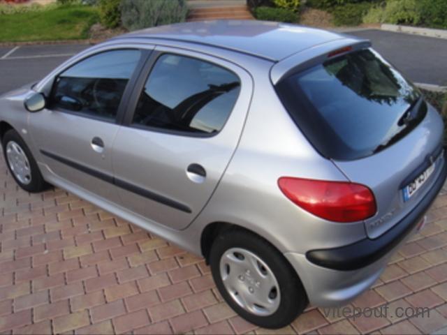 Peugeot 206 1.4 XR Presence