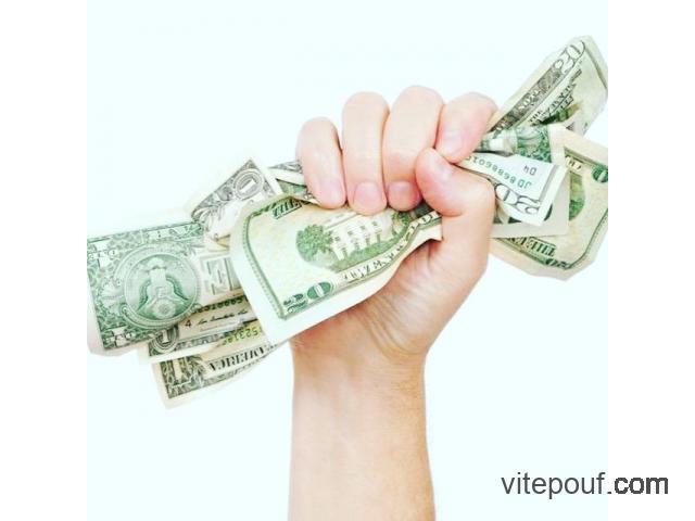 Besoin d'aide financière?