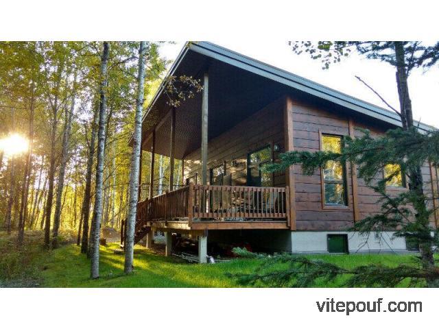 Chalet - Maison en bois