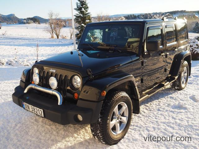 Jeep Wrangler WRANGLER 2.8D