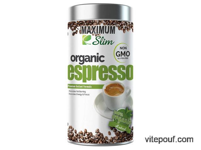 Organic Espresso pour 1 mois