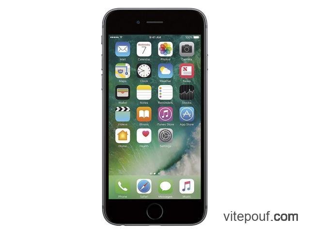 Apple iPhone 6S GSM débloqué 64g