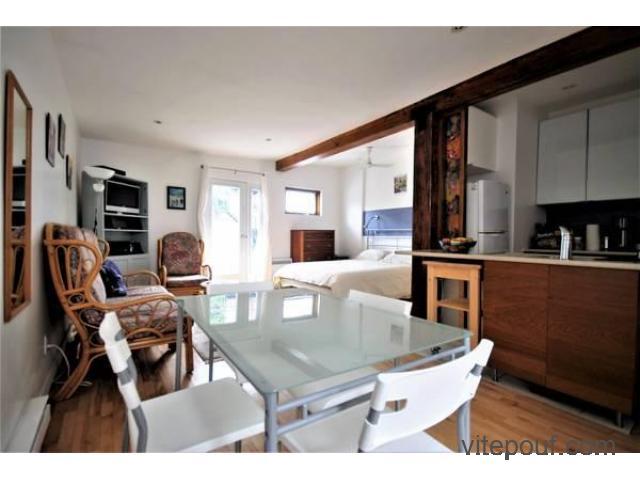 appartement meublé a Montréal