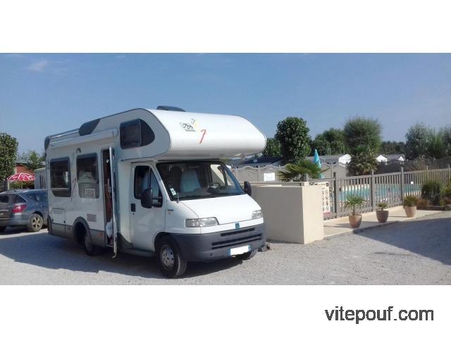 Camping-car Capucine Knaus SUN TRAVELLER 600K