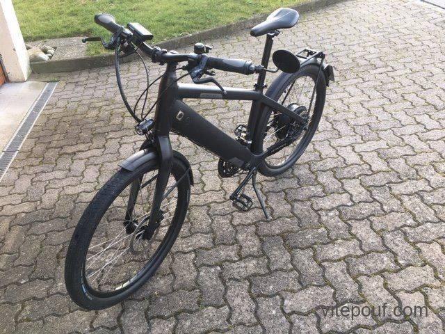 Vélo électrique Stromer ST1 Platinum noir