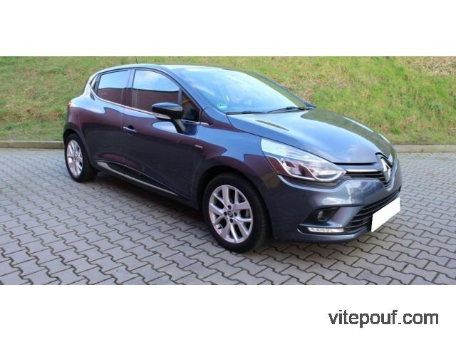 Renault Clio 4 IV ESTATE INTENS 0.9 TCE 90 cv break GRANDTOUR, NOIR, 5 cv fiscaux GPS