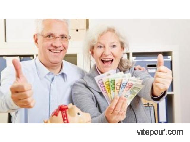 Offre de prêt immobilier et prêt personnel en 48h