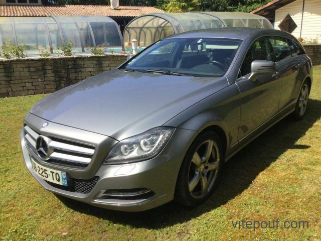 A vendre Mercedes Classe 350 CLS