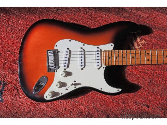 Stratocaster USA 40th en qualité remarquable