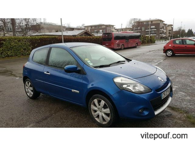 Renault Clio3 (II) 1.5DCI 90CH Expression Clim