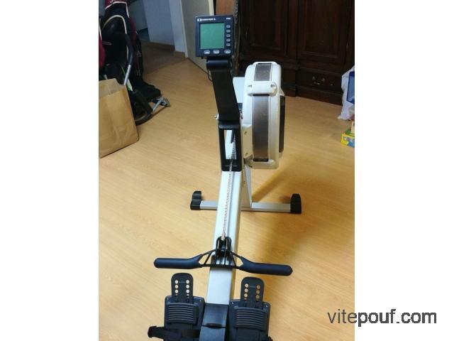 Superbe rameur(rower) concept2