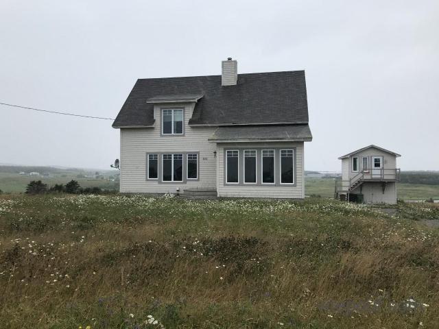 Maison à étages
