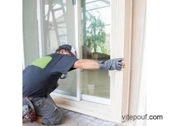 Installateur de portes et fenêtres indépendant
